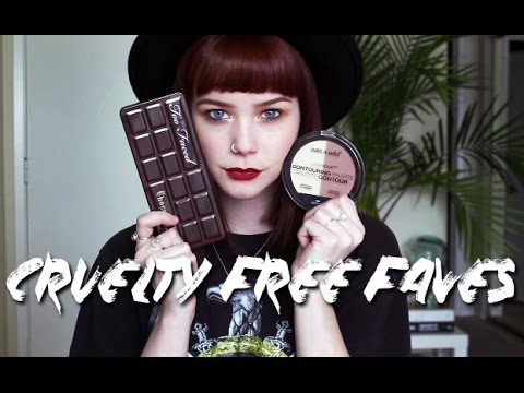 TOP 20 CRUELTY FREE FAVES