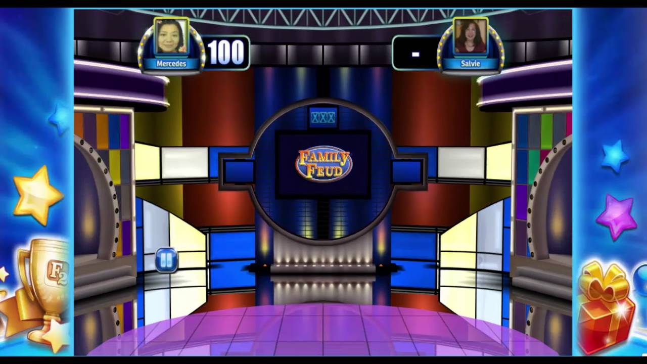 Family Feud 2 And Friends Played on 06-26-2016