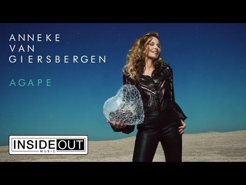ANNEKE VAN GIERSBERGEN - Agape (LYRIC VIDEO)