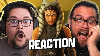 The Mandalorian 2x05 Reaction - Chapter 13: The Jedi
