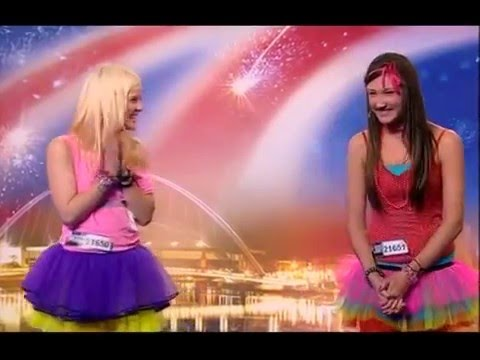 HARMONY - BRITAIN'S GOT TALENT 2009 - WHAT IS THIS FEELING FROM WICKED