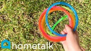 DIY Yard Games | 6 colorful yard games to play all summer long! | Hometalk