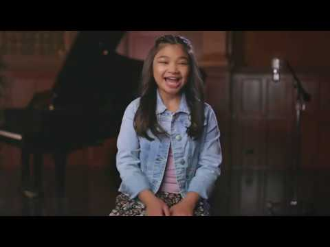 Angelica Hale - THE BIG ASK: THE BIG GIVE 15sec V2