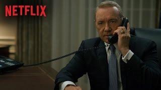 House of Cards - Temporada 4 - Trailer Oficial - Netflix [HD]