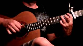 Nico & Vinz - Am I Wrong - Fingerstyle Guitar