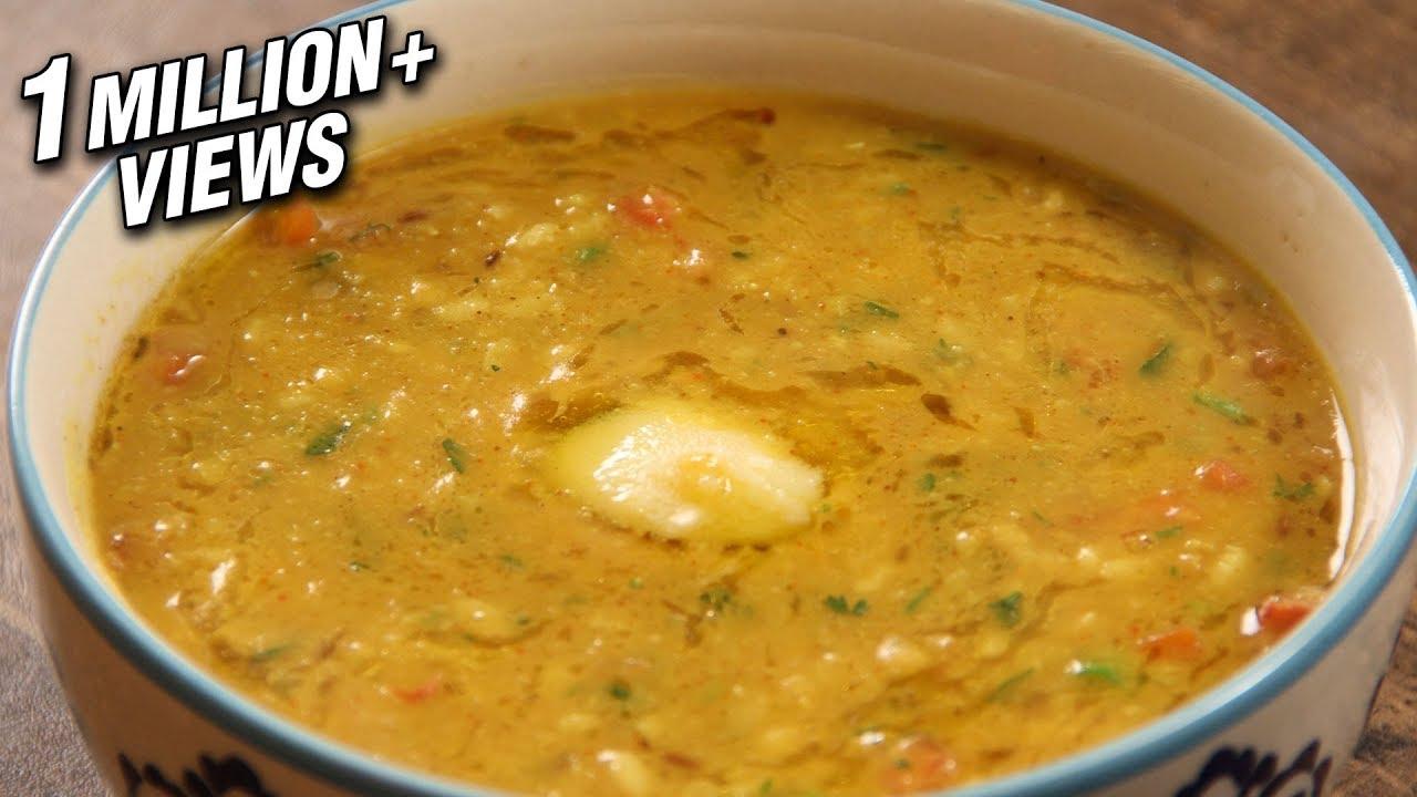 Dal Panchmel Panchratna Dal Recipe The Bombay ChefVarun