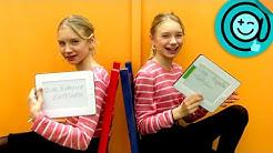 Wie ähnlich sind sich die Zwillinge? | Das doppelte Lottchen | SWR Kindernetz
