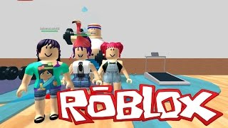 Roblox! | Escape THE GYM! | NETTY STEALS MY BAE! With Netty & Salem! | Amy Lee33