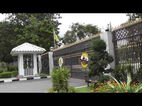 Istana Nurul Iman - Palace of the Sultan of Brunei