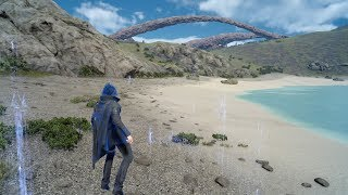 FFXV - Patch 1.21 - Updated Shores for the Royal Edition