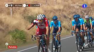 Etapa 9 Vuelta Ciclista España 2018