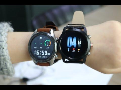 No  1 S10 smart watch vs Huawei watch GT Review - Самые