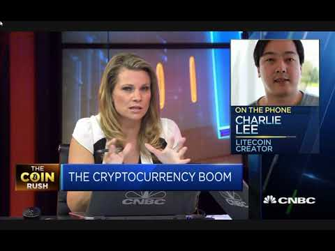 Litecoin Creator Charlie Lee Talks About Speculating on Crypto Currency
