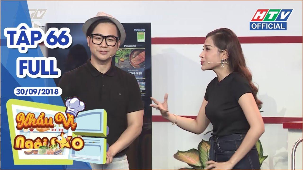 image HTV KHẨU VỊ NGÔI SAO | Quách Tuấn Du kể chuyện mẹ bán bánh tầm bì | KVNS #66 FULL