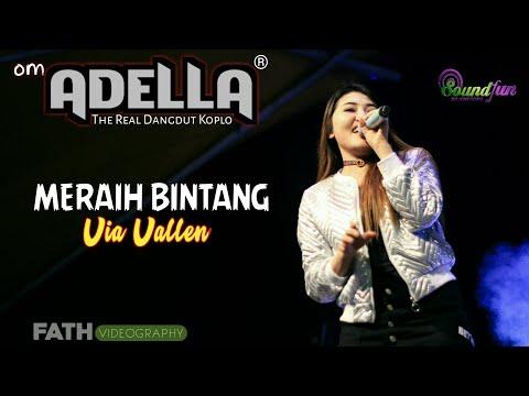 Meraih Bintang VIA VALLEN - OM ADELLA | Terbaru Live GOFUN Bojonegoro | Mantul Cak Nophie