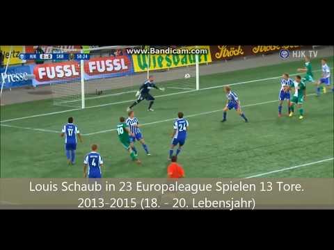 Louis Schaub skills 13 Tore in 23 Europaleague Spielen | Alle Tore!