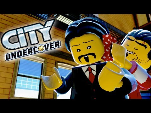 LEGO CHAN CHUANG! | Lego City Undercover HD Gameplay - Chapter 5