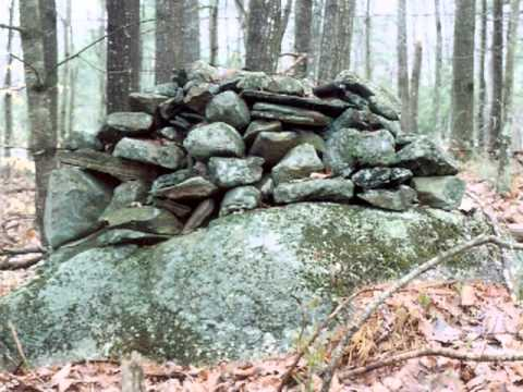 Native American Ritual Stone Structures of Northeastern United States
