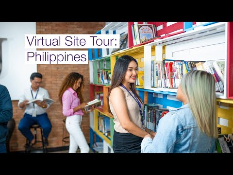 Virtual Site Tour 2017: TELUS International Philippines