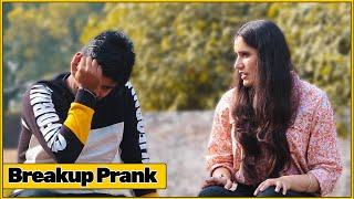 Breakup Ho Gaya Mera Prank | The HunGama Films