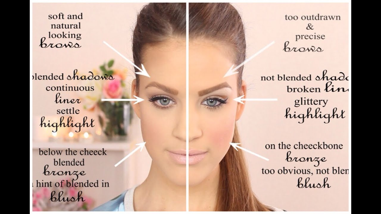 Makeup DOs and DON'Ts