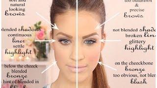 Makeup DOs and DON