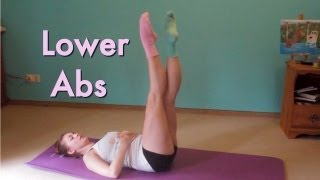 Abdominal Work I ~lower abs