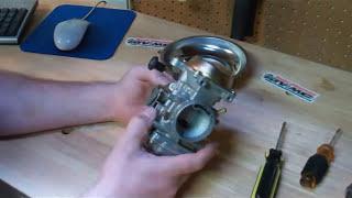 Motorcycle/ATV carburetor diagnosis