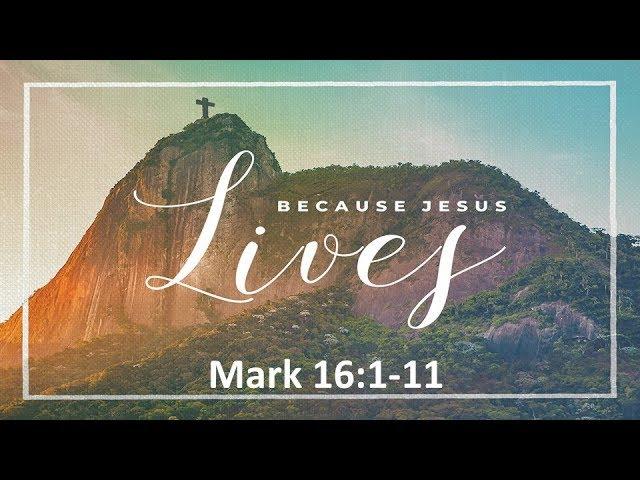 04/21/2019 Mark 16:1-11,