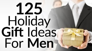 2015 Holiday Gift Guide | 125 Practical Christmas Gifts For Men