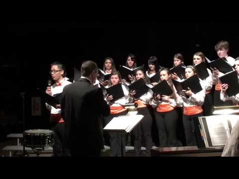 Phantom of the Opera - Taunton High School Select Chorus - 5/19/2016