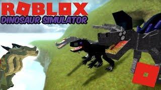 Roblox Dinosaur Simulator - Pitchy's Revenge! + Dino Sim Guerra!