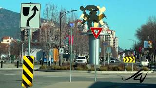 """Angry Canadian TGIF March 20, 2020  - Sunny day drive around Kelowna and Sounding Off on  """"Things"""""""