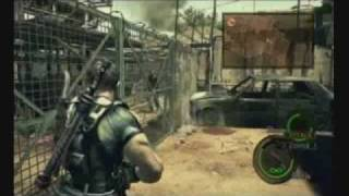 Resident Evil 5 1-1 Speed Run With New Rapid Pause Trick