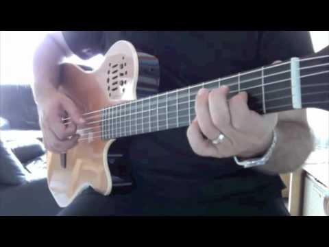 "QUE SERA SERA "" Guitar Solo """