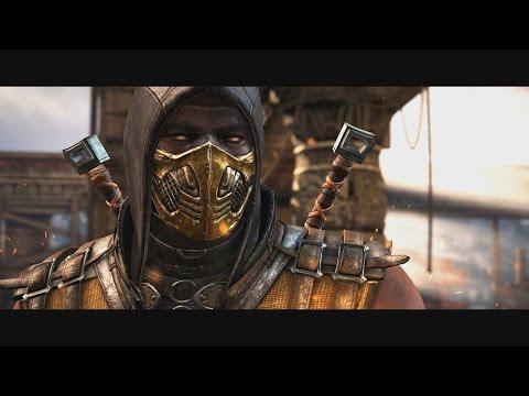 Mortal Kombat X – Scorpion Fatalities