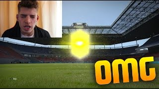 No Look Discard Pack goes badly wrong - Fifa 16 Pack Opening