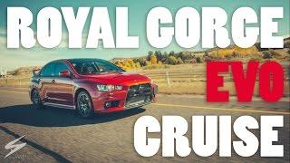 Royal Gorge with the Colorado Evo Club