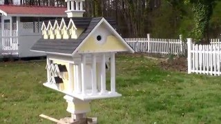 Victorian Birdhouse-20 Room-Donnie D