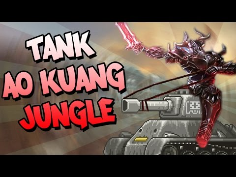 Smite: Jungle Full Tank Ao Kuang Build - Conquest - THIS WORKS AND I'M CONFUSED!