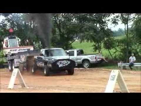 Pro Stock Diesel Truck Pulling! East Coast Diesel LLC!