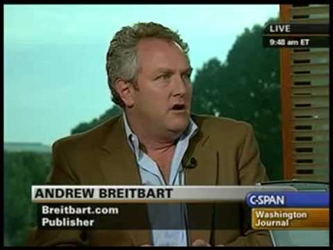 Andrew Breitbart on Current Events