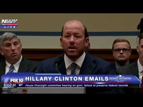 FNN: HEARING on  Hillary Clinton Email Server Controversy - House Oversight Committee - FULL VIDEO