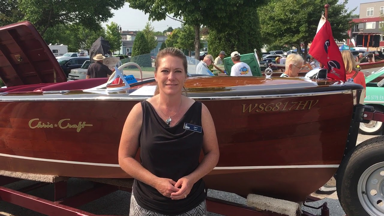 Maritime On Madison And Classic Wooden Boat Show