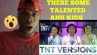 TNT Versions: TNT Boys - Flashlight -REACTION
