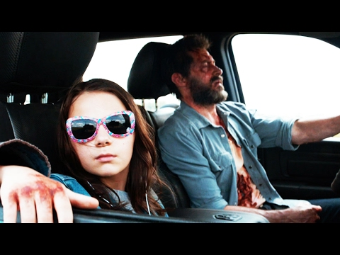 Logan Trailer 2 2017 Wolverine Movie - Official [HD]