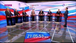 Дебаты 2018 на ОТР (15.03.2018, 21:05)
