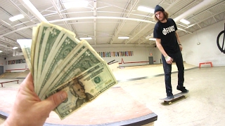 Land These Tricks, GET RICHER!! / WAREHOUSE WEDNESDAY