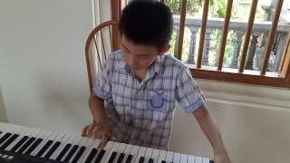 thánh đàn organ nè