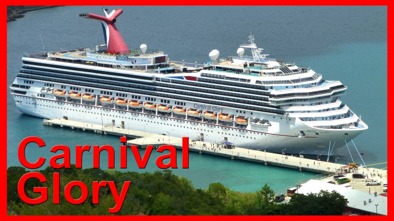Carnival Glory Review: Berlitz Cruise Guide Mistakes - YouTube